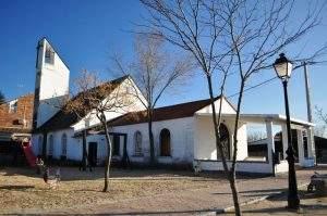 iglesia de nuestra senora de los angeles y santiago apostol la lanchuela alpedrete
