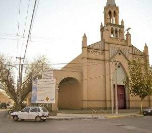 iglesia de nuestra senora de los desamparados la mina
