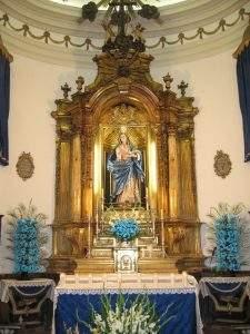 iglesia de nuestra senora de los dolores san ildefonso