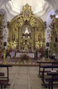 Iglesia de Nuestra Señora de los Remedios (Estepa)