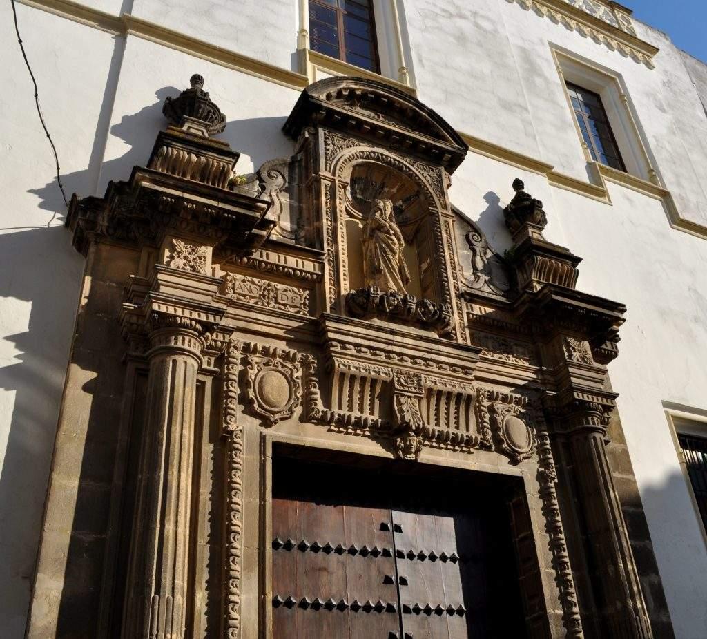 iglesia de nuestra senora de los remedios jerez de la frontera