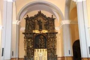 iglesia de nuestra senora del carmen argamasilla de alba 1