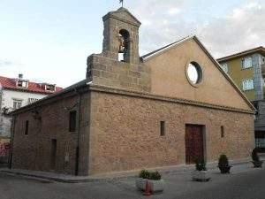 Iglesia de Nuestra Señora del Carmen (Cercedilla)