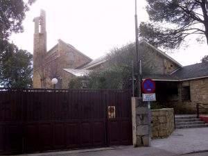 Iglesia de Nuestra Señora del Carmen (Torrelodones)