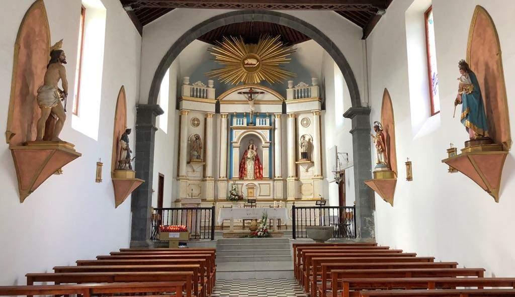 iglesia de nuestra senora del mar el charco puerto del rosario
