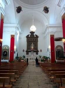 Iglesia de Nuestra Señora del Rosario (Chinchón)