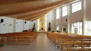 iglesia de nuestra senora del rosario coronada costa ballena rota