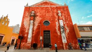 Iglesia de Nuestra Señora del Rosario (Mérida)