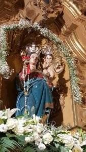 iglesia de nuestra senora del rosario peligros