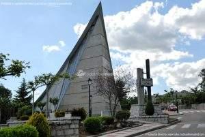 iglesia de nuestra senora del valle becerril de la sierra 1