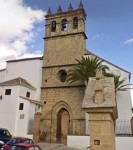 Iglesia de Nuestro Padre Jesús Nazareno (Ronda)