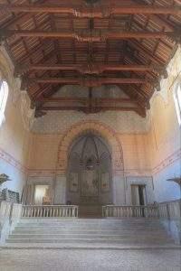 iglesia de pio xii san ildefonso