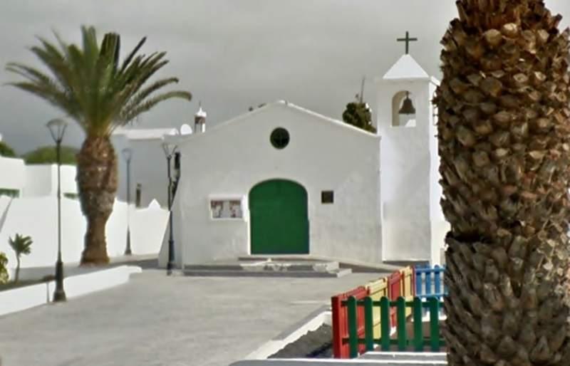 iglesia de playa honda playa honda