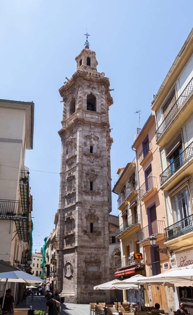 iglesia de reparacion de santa catalina valencia