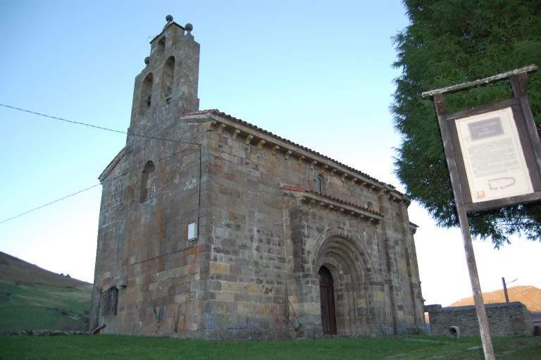 iglesia de rioseco santiurde de reinosa