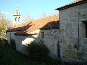 iglesia de san adrian de cobres pousada