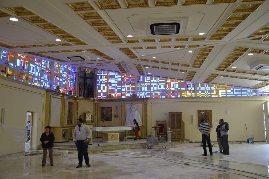 iglesia de san agustin el ejido
