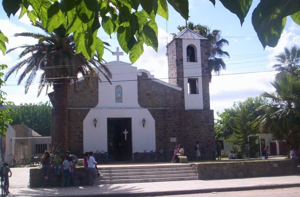 iglesia de san agustin el valle de san agustin