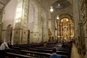 iglesia de san agustin jesuitas santiago de compostela