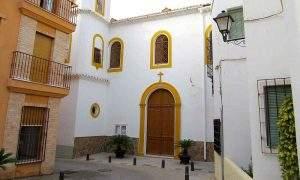 iglesia de san agustin la milagrosa vera
