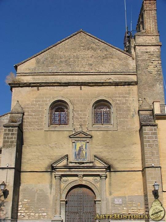 iglesia de san agustin montilla