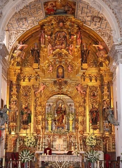 iglesia de san agustin osuna