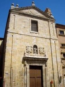 iglesia de san agustin palencia