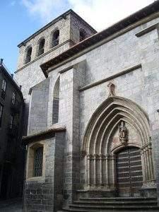 iglesia de san andres arrasate