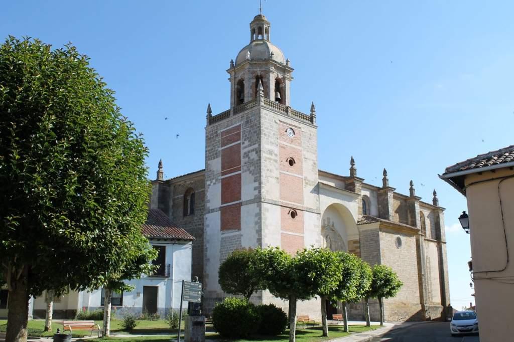 iglesia de san andres carrion de los condes