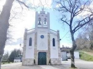 iglesia de san andres de barciela sigueiro