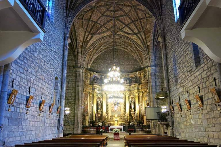 iglesia de san antonio de padua alzate bera