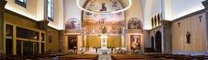 iglesia de san antonio de padua capuchinos pamplona