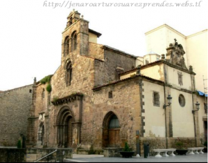 Iglesia de San Antonio de Padua (Padres Franciscanos) (Avilés)