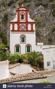 iglesia de san antonio ubrique