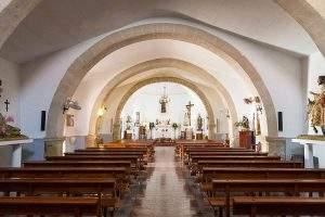 iglesia de san bartolome casar de caceres 1