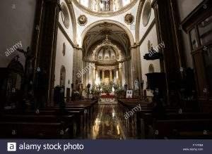 iglesia de san bernardo combarro