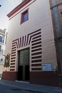 iglesia de san buenaventura franciscanos sevilla