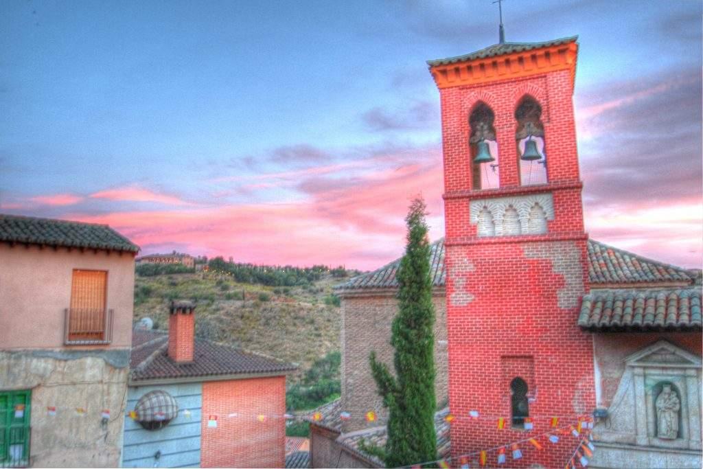 iglesia de san cipriano toledo