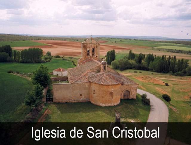 iglesia de san cristobal barahona de fresno