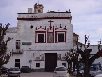 iglesia de san diego sanlucar de barrameda