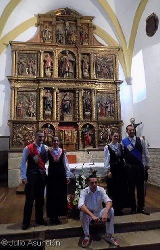 iglesia de san esteban casco antiguo berriozar