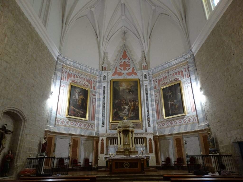 iglesia de san esteban castromocho