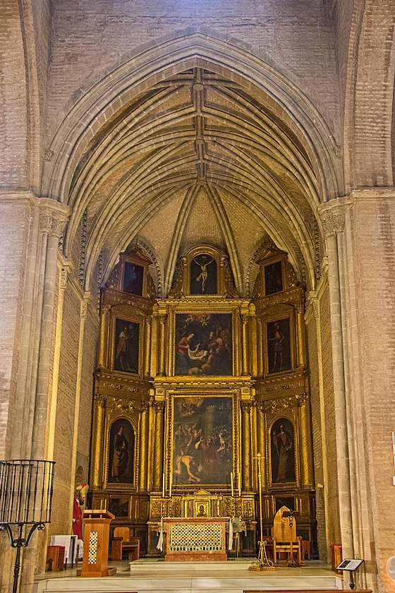 iglesia de san esteban parroquia de san bartolome y san esteban sevilla