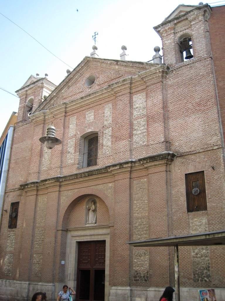 iglesia de san felipe neri valladolid