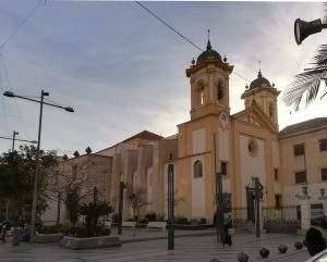 Iglesia de San Francisco (Agustinos) (Ceuta)