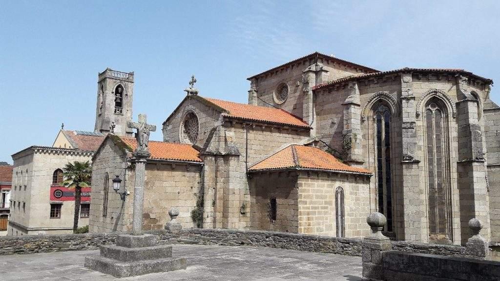 iglesia de san francisco betanzos