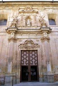 iglesia de san francisco capuchinos salamanca