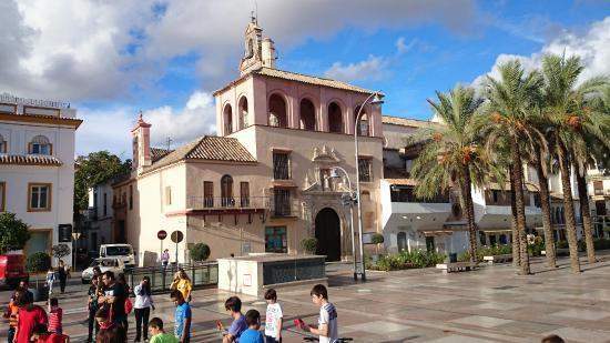 iglesia de san francisco ecija