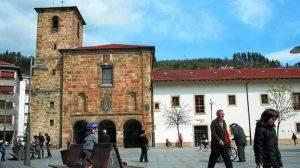 iglesia de san francisco franciscanos arrasate
