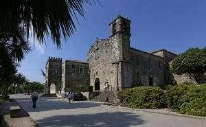 iglesia de san francisco franciscanos noia